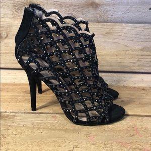 Zigisoho Duran Heels Black